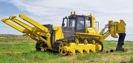 Кабелеукладчик ТМ10.00 ГСТ15 КВГ-280